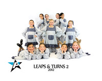 Leaps and Turns 2