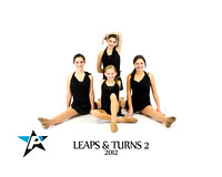 Leaps and Turns 11+