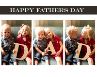 Fathers Day Collages